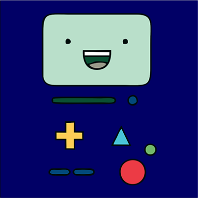 beemo navy square