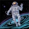 cosmonaut black