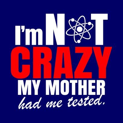 im not crazy navy