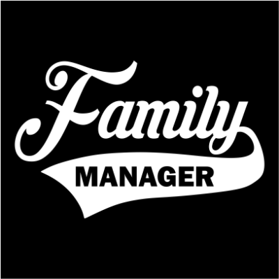 family manager black