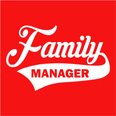 family manager red