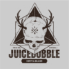 juicebubble skull grey