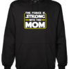 the force is strong black hoodie