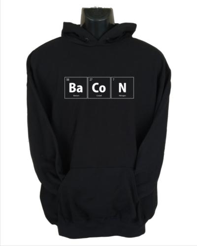 BaCoN hoodie black