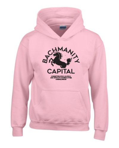Bachmanity Capital ladies hoodie