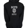 GCPD hoodie black