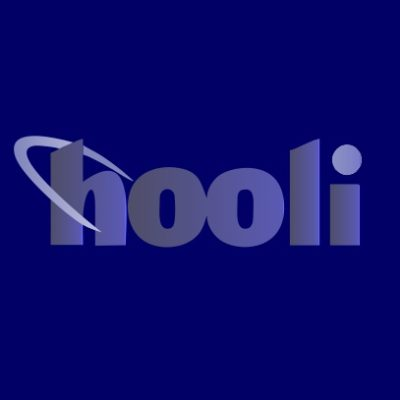Hooli dark blue