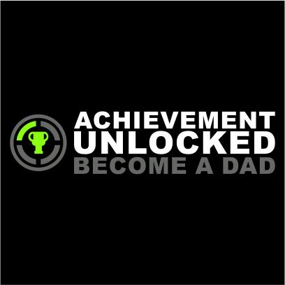 achievement unlocked black