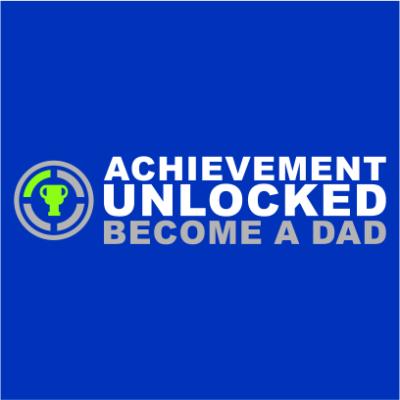 achievement unlocked royal blue