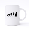 batman evolution mug