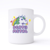 death metal unicorn mug
