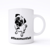 fleas must fall mug