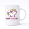 Hail Satan Unicorn Mug