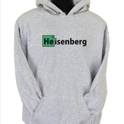 heisenberg 2 grey hoodie