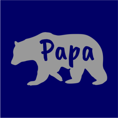 papa bear royal navy