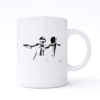 pulp fiction daft punk mug