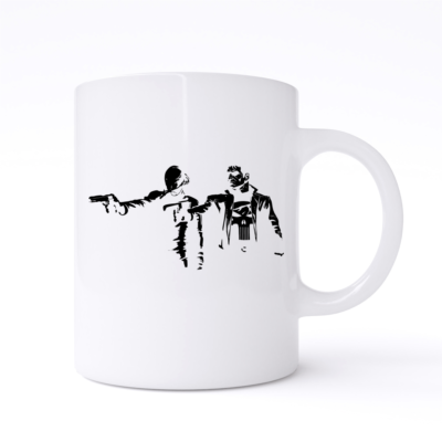 pulp fiction dare mug