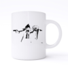 pulp fiction regulars mug
