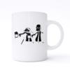 pulp fiction simpsons mug