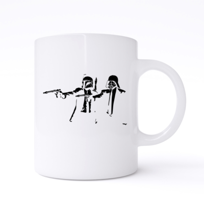pulp fiction stars mug