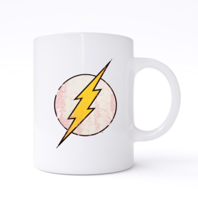 the flash mug