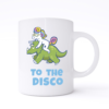 To The Disco Unicorn Mug