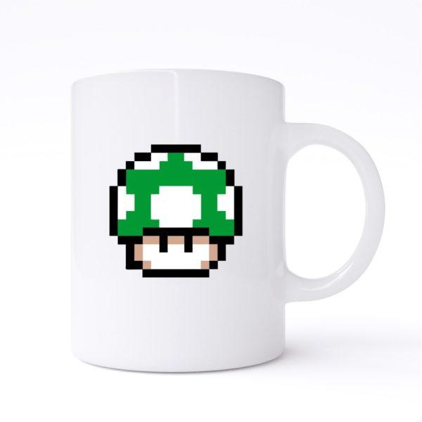 1up mushroom mug