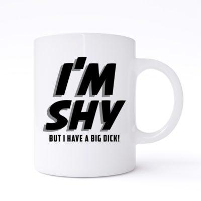 im shy mug