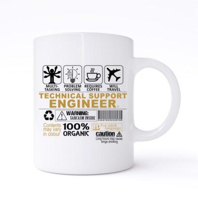 job title mug