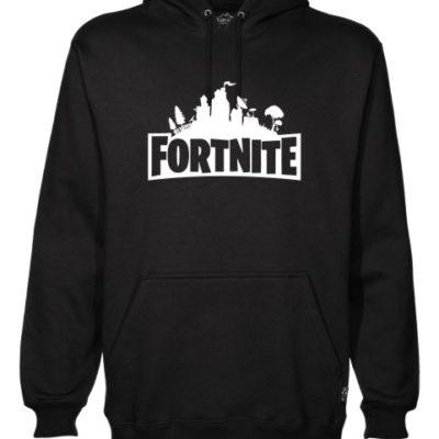 fortnite black hoodie