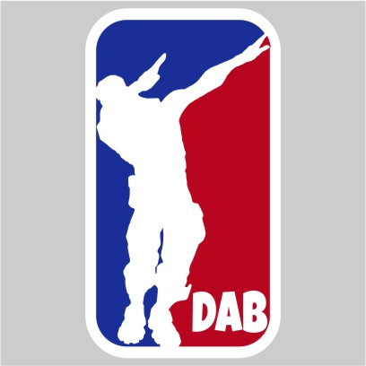 fortnite dab grey