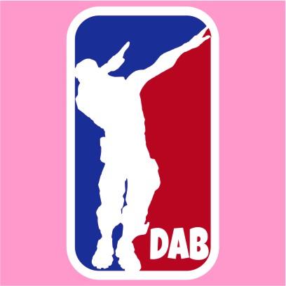 fortnite dab light pink