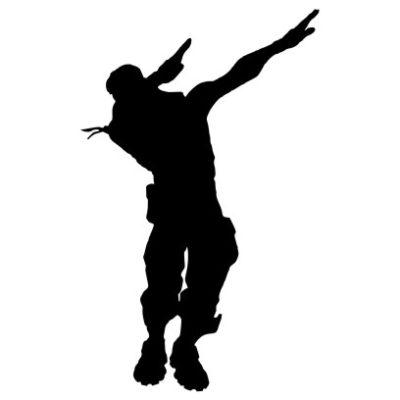 fortnite dance 1 white
