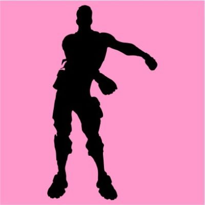 fortnite dance 2 light pink