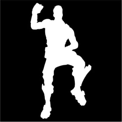 fortnite dance 3 black