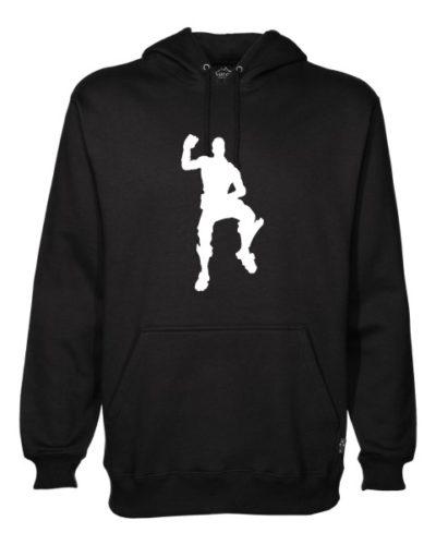 fortnite dance 3 black hoodie