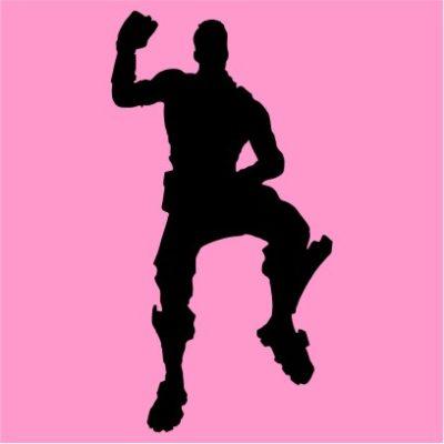 fortnite dance 3 light pink
