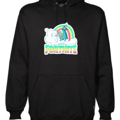 fortnite llama black hoodie