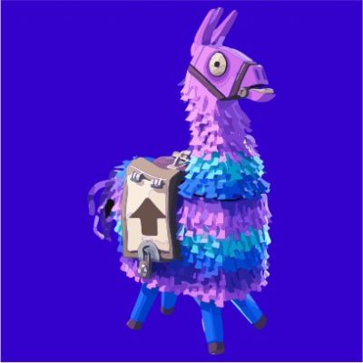 fortnite pinata royal blue