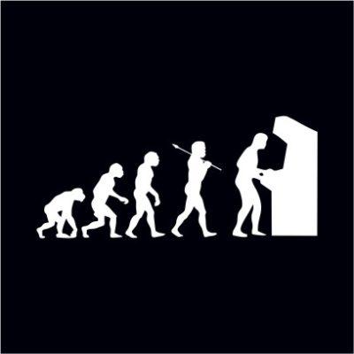 Arcade Evolution Black