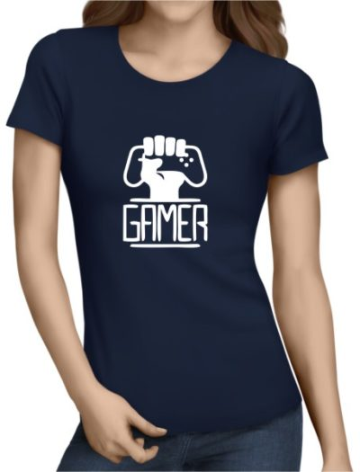 Gamer_s Unite Ladies Navy