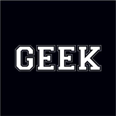 Geek Black