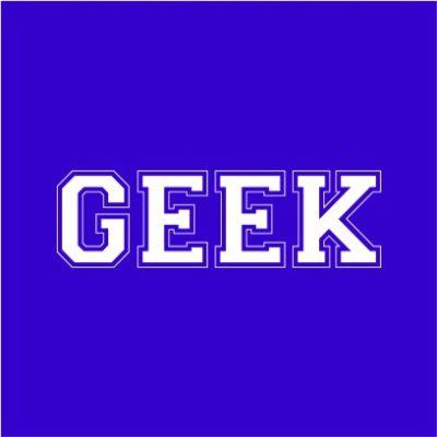 Geek Royal Blue