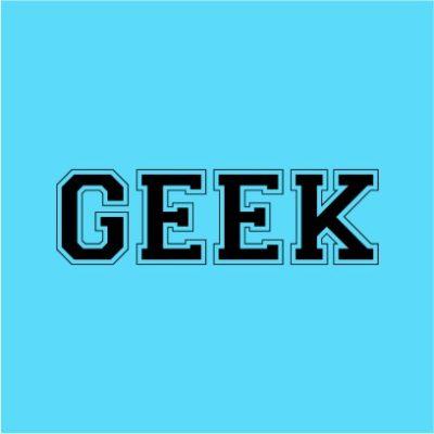 Geek Sky Blue