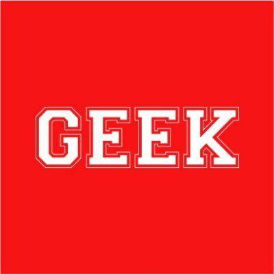 Geek red