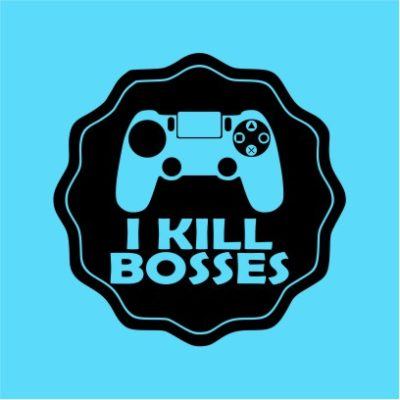I Kill Bosses Sky Blue