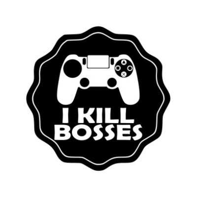 I Kill Bosses White