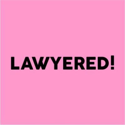 Lawyered Light Pink