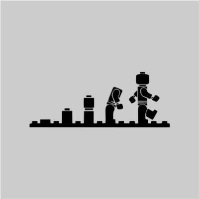 Lego Evolution Grey