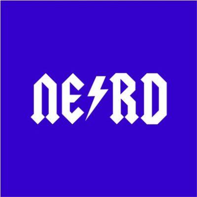 Nerd 1 Royal Blue